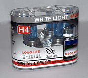 ClearLight H4 12V-60/55W WhiteLight